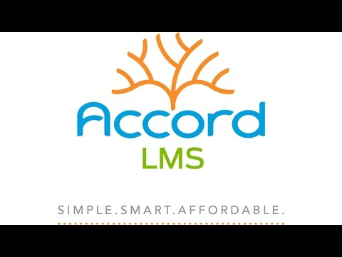 Welcome to the Accord LMS