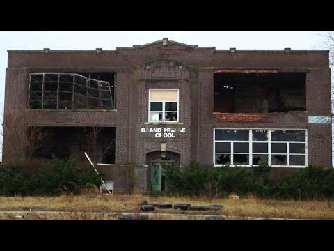 CORNFIELD ACADEMY - Grand Prairie School | Abandoned Ohio
