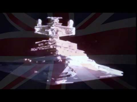 Star wars Rogue One Destroyer But It's Rule Britannia