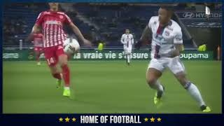 MEMPHIS DEPAY  Lyon  Goals Assists Skills  201617 HD