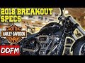 2018 Harley Davidson Breakout Specs and Walkaround!