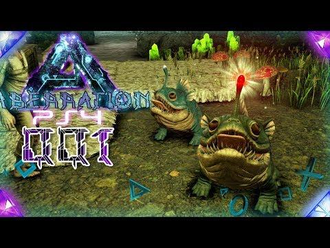 ARK Aberration PS4