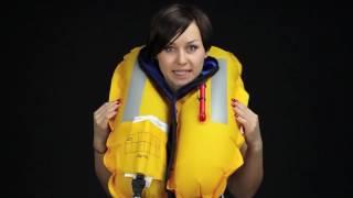 Надувной спасательный жилет Marlin PFD 150N