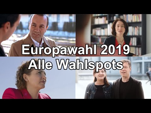Alle Wahlwerbespots, Wahlspots