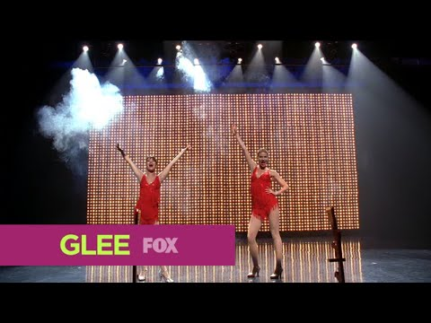 GLEE - Full Performance of ''Nowadays/Hot Honey Rag'' from ''The Substitute""
