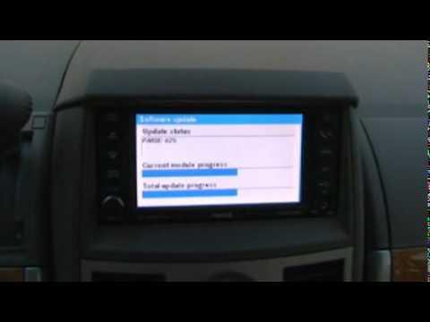 Mygig Radio Software update demonstration and installation