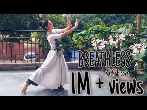 BREATHLESS   Kathak Choreography   Shubhi Arora   IP CREW   Shankar Mahadevan