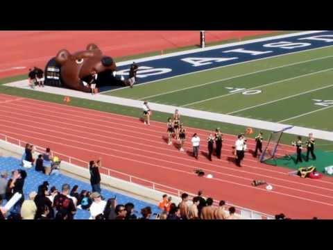 Edison Golden Bears, 10 Nov 12, Alamo Stadium, San Antonio, TX