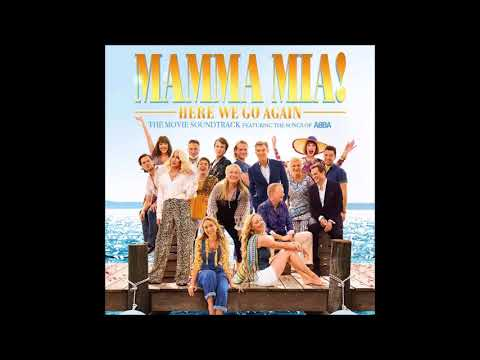 Waterloo - Hugh Skinner & Lily James [Mamma Mia! Here We Go Again] (Audio)