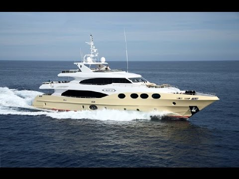 Majesty Yachts 125   2010   For Sale & Charter by YACHTS INVEST