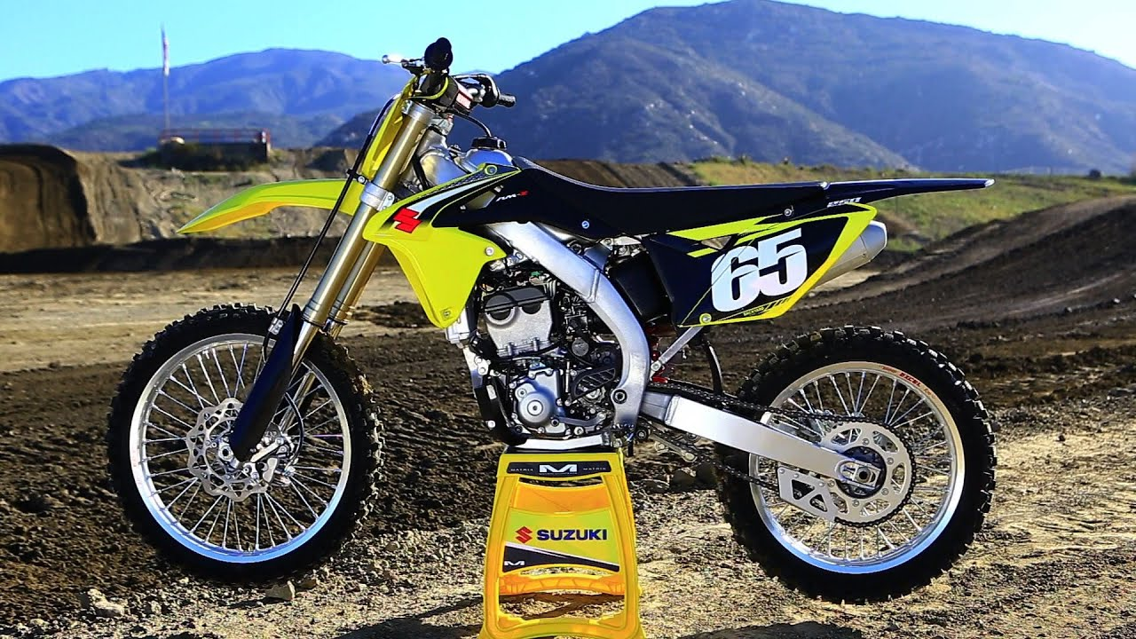 2016 suzuki rmz 250 the 16s dirt bike magazine youtube. Black Bedroom Furniture Sets. Home Design Ideas