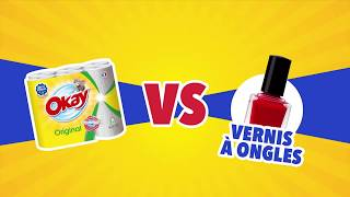 OKAY VS Vernis à ongles