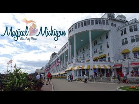 Grand Hotel Tour Mackinac Island