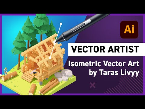 Talented Vector Illustrators #2 - Taras Livyy