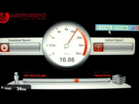 3BB Test Speed