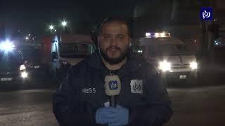 كاميرا رؤيا تنقل صورة الأجواء العامة خلال حظر التجول 27/3/2020