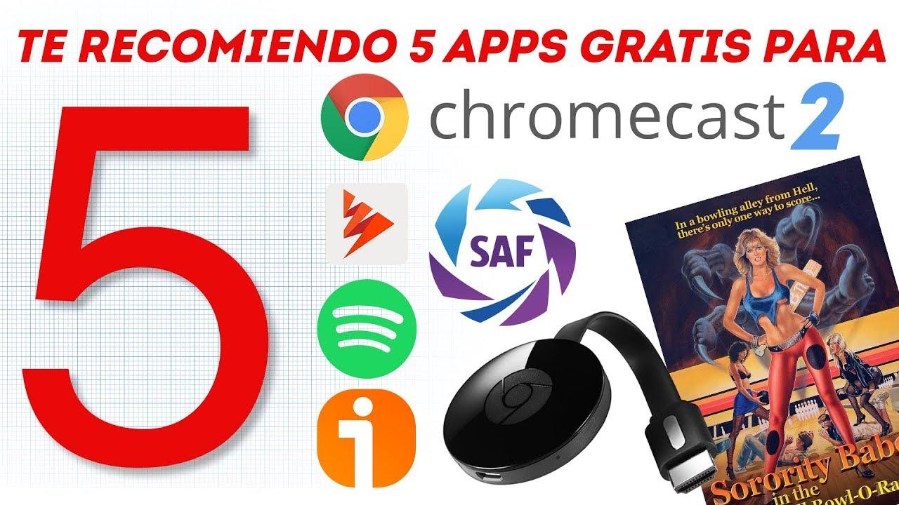 Chromecast 2 App