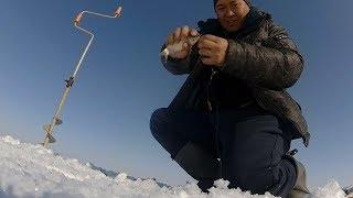Зимняя рыбалка 2020. Каратума- Кыргызстан.