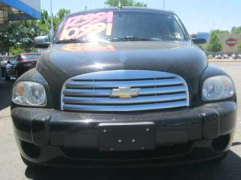 2007 Chevrolet Hhr Lt 4dr Auto Black