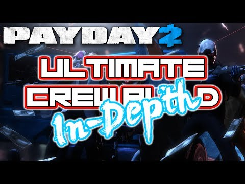 Payday 2 - Ultimate Crew Build (Loud + Stealth)