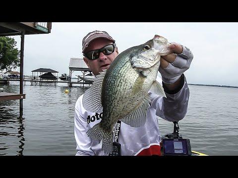 FOX Sports Outdoors SouthWEST #18 -2019 Cedar Creek Texas Crappie Fishing