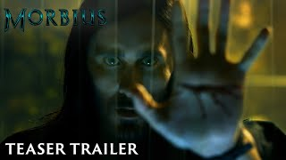 Morbius | teaser trailer [Sony]