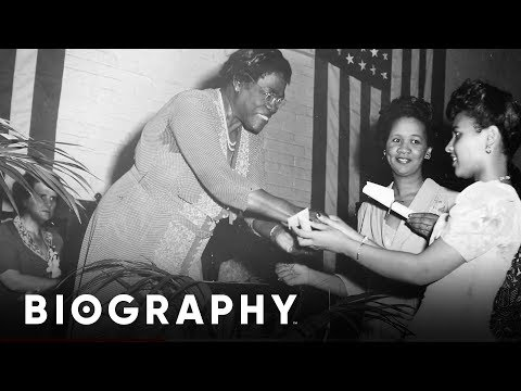 Mary McLeod Bethune, Civil Rights Activist | Biography