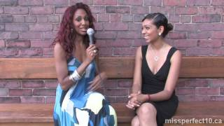 interview with 2010 Miss Perfect 10 Finalist Rubi Satha
