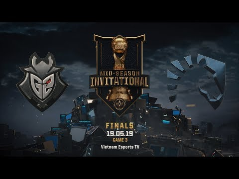 G2 vs TL [HighLights MSI 2019] [19.05.2019] [Finals] [Game 3]