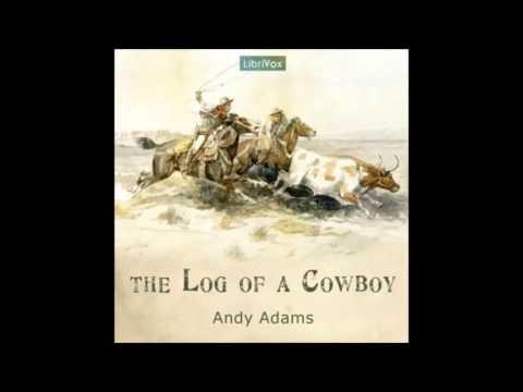 The Log of a Cowboy (FULL Audio Book) 20 - A Moonlight Drive