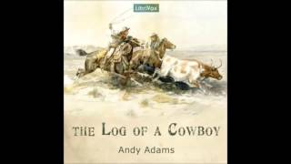The Log of a Cowboy (FULL Audio Book) 20 - A Moonlight Drive