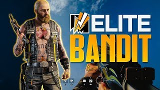 BIKER BANDIT is the best Elite skin... (Rainbow Six Siege)