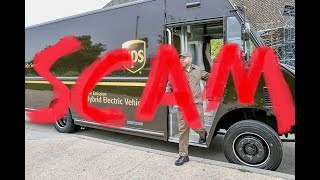 UPS SCAM EXPOSED! - Don't get tricked by this!