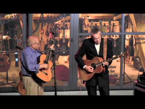 John Knowles and Tommy Emmanuel - Rudolph the Red Nosed Reindeer