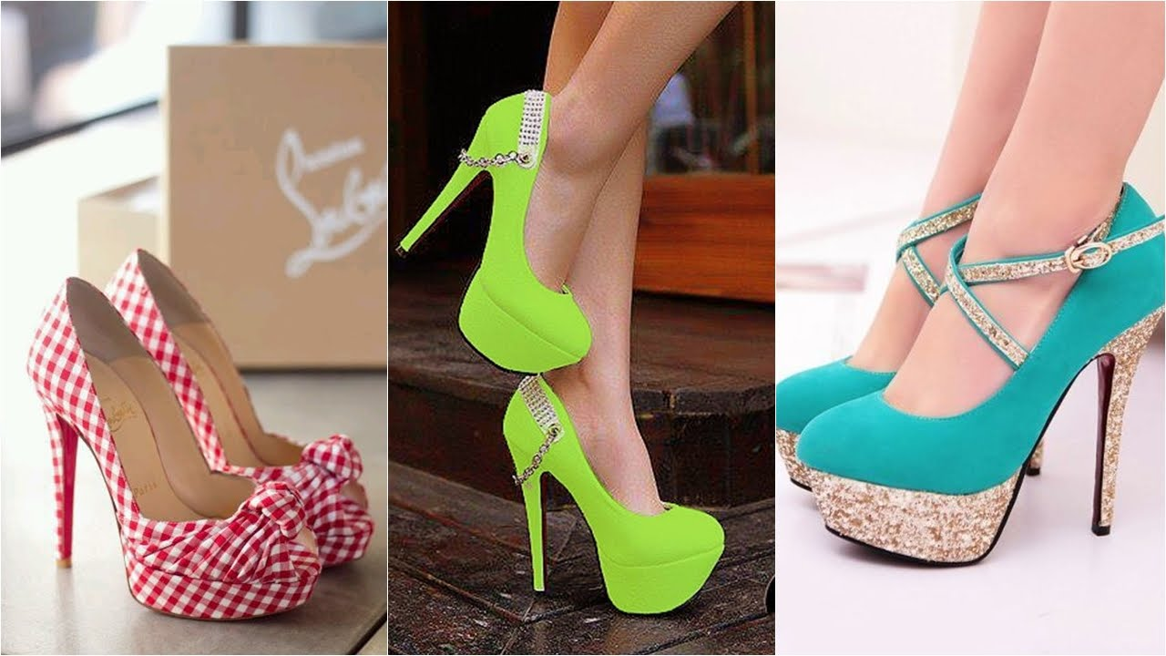 Para Moda Youtube Zapatos Mujer 2015 De xTqq4g