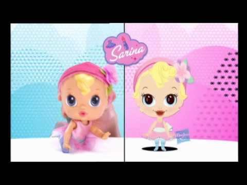 Baby Alive Crib Life Dolls Youtube
