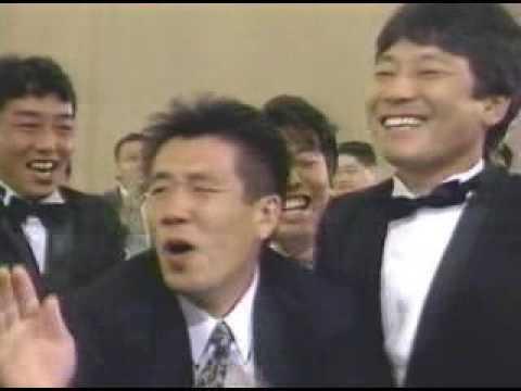 お笑いウルトラクイズ 藤波 橋本 ライガー VS 春一番 ダチョウ倶楽部