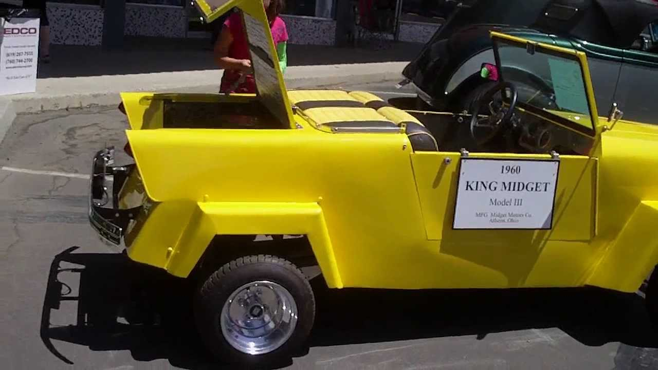king midget cars for sale