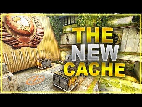CS:GO - NEW CACHE REVEAL