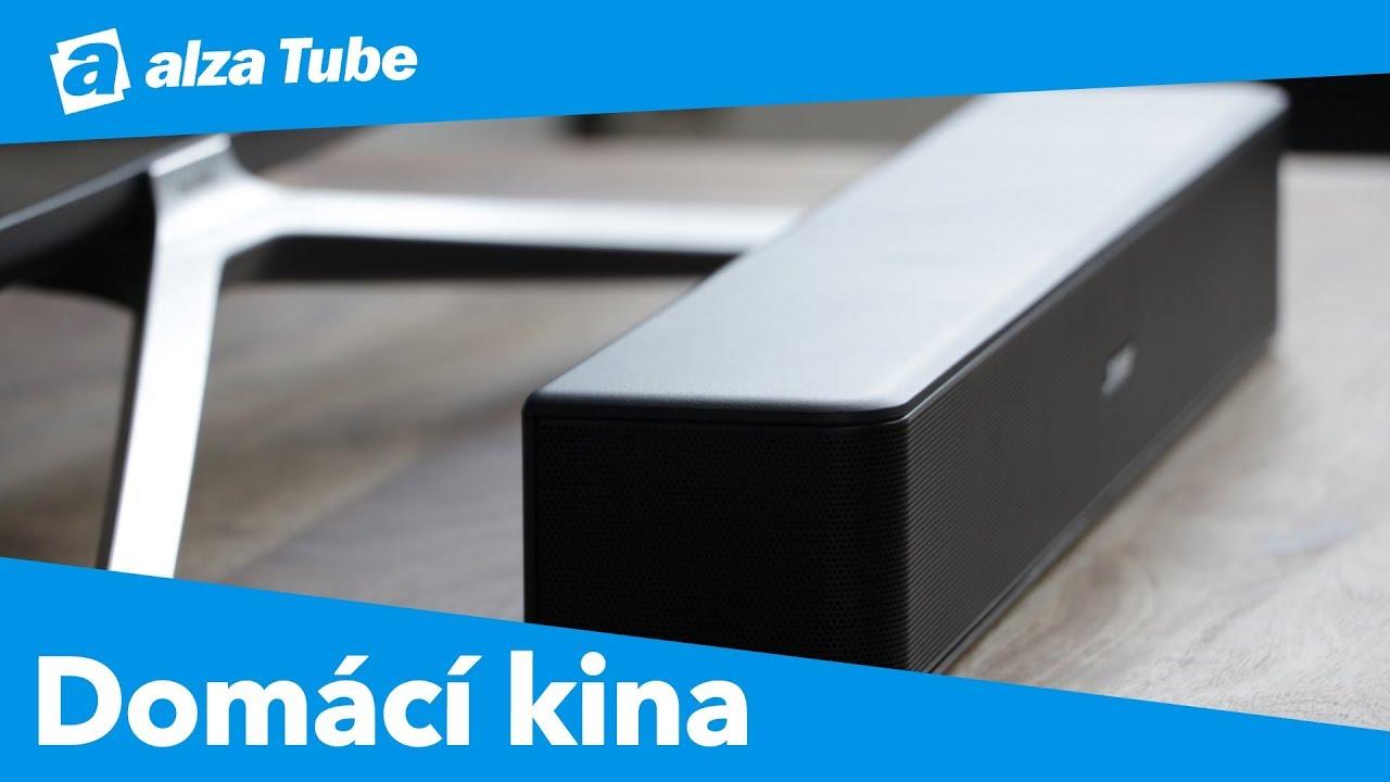 555189ab8 Jak vybrat domácí kino a soundbar | Alza Tube - YouTube