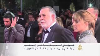 قطاع السينما في المغرب الثاني عربيا