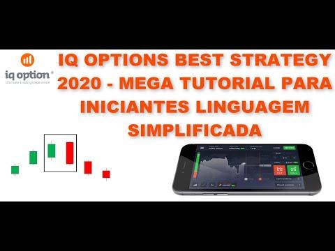 IQ OPTIONS BEST STRATEGY 2020 + MEGA TUTORIAL PARA INICIANTES SIMPLIFICANDO UMA ANALISE GRÁFICA