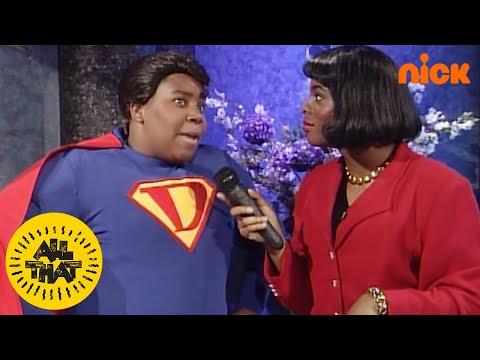 Superdude's Guest Appearance on The Okrah Show | All That | NickSplat