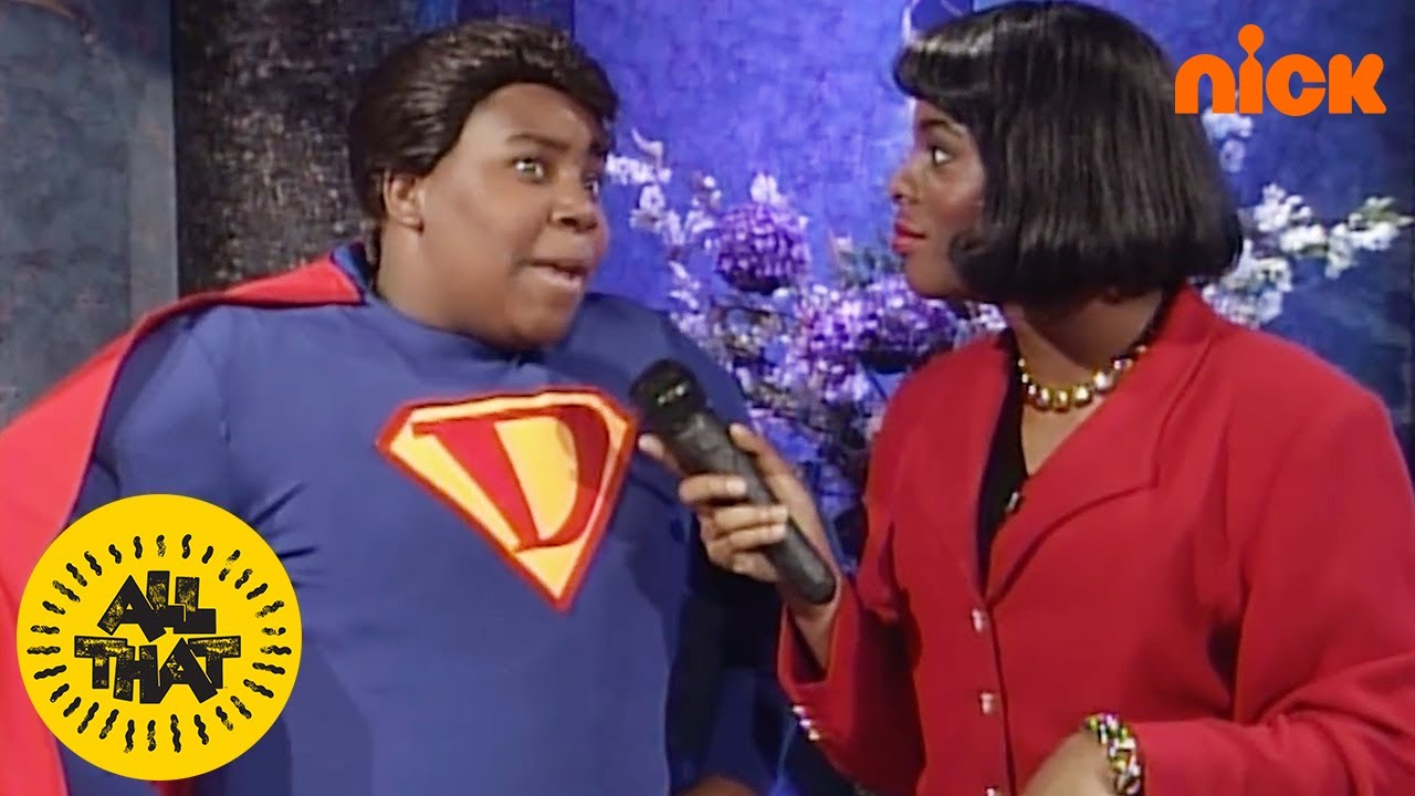 Superdude S Guest Appearance On The Okrah Show All That