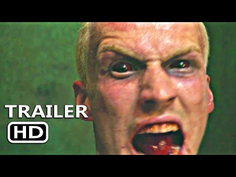 INFECCION Official Trailer (2019) Zombies Movie