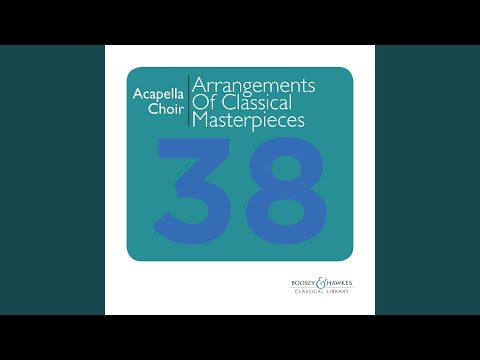 Suite bergamasque, L. 75: III. Clair de lune (arranged for acapella choir)