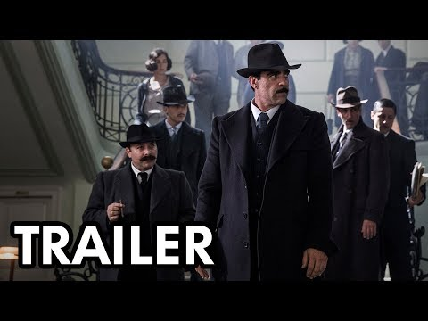 Novo tráiler de 'La sombra de la ley', de Dani de la Torre, que chegará aos cinemas o 11 de outubro
