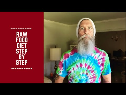Starting A Raw Food Diet Step By Step: Putting The Pieces Together