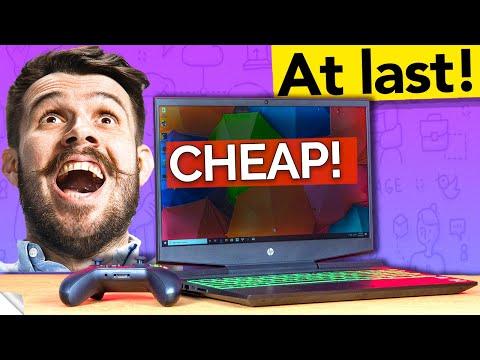 ✅ Best Budget Gaming Laptop 2020 (Affordable & Under $1000)