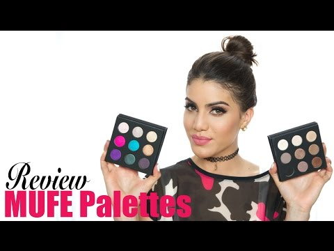 Makeup Forever Artist Palette Makeup Review | Makeup Tutorials and Beauty Reviews | Camila Coelho